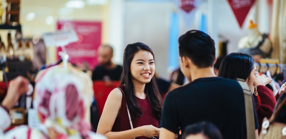 Carousell trusted meetup spot