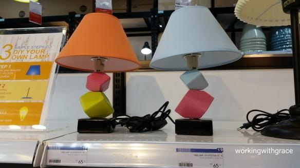 Cute lighting Paradigm Mall
