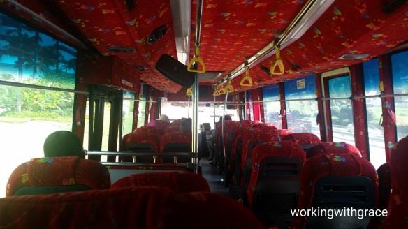 JB bus to Paradigm Mall
