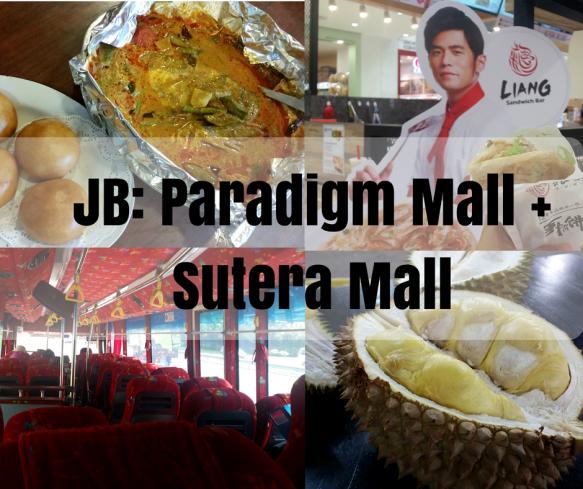 JB Paradigm Mall Sutera Mall