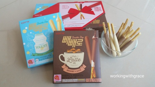 Lotte Pepero Day Double Dip Gift Pack
