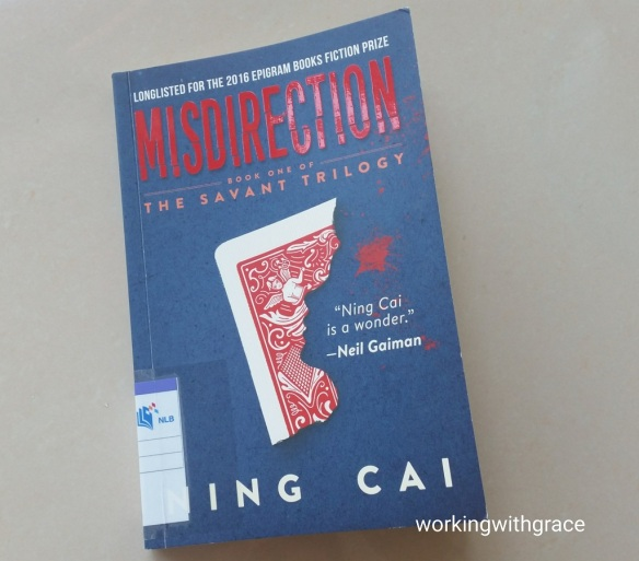 Misdirection by Ning Cai