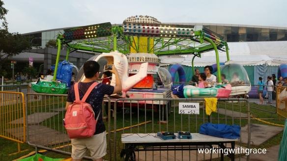Uncle Ringo carnival singapore