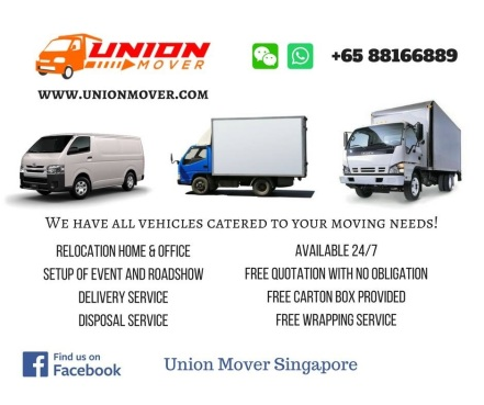 best mover singapore