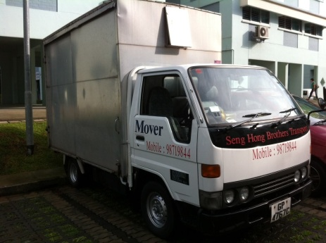 best moving company singapore
