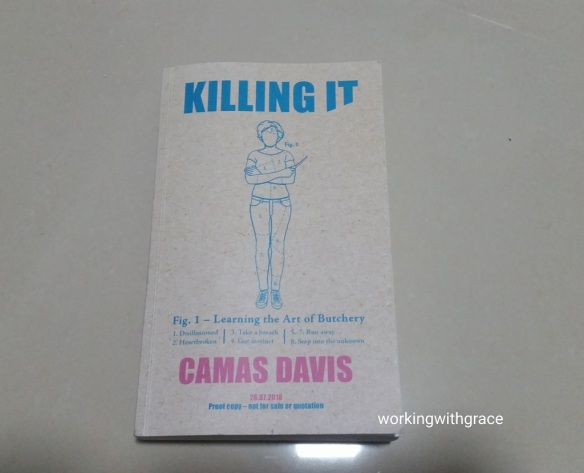 killing it book by camas davis