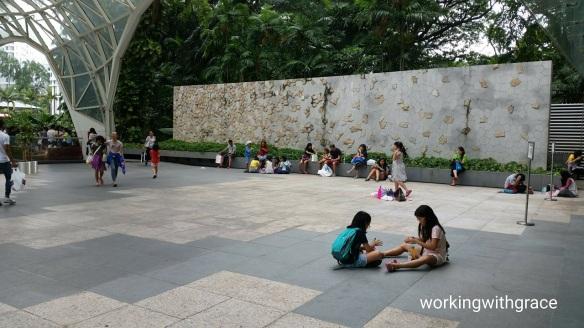 Slime Bazaar Plaza Singapura