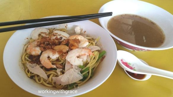 Ah Hui Big Prawn Noodle Kovan