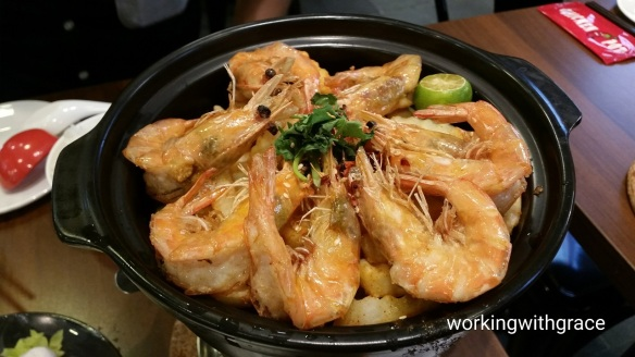 chicken hotpot singapore review