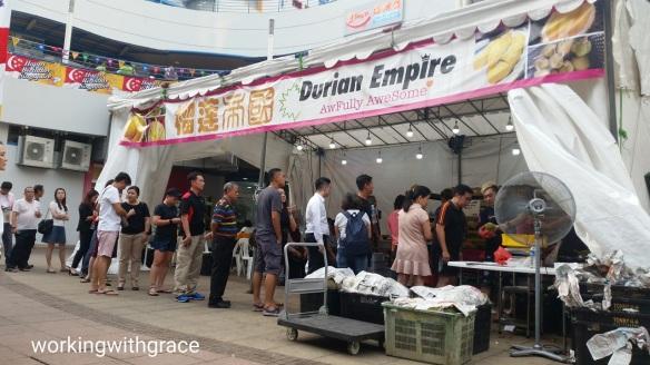 durian empire punggol