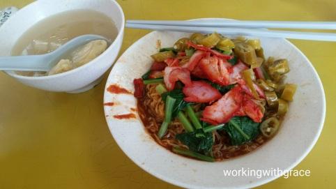 Yi Shi Jia Wanton Mee