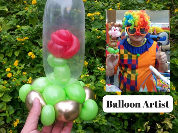 Balloon Artist Singapore