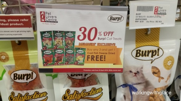 burp cat treats promotion singapore