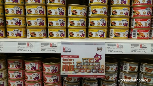 canned cat food singapore