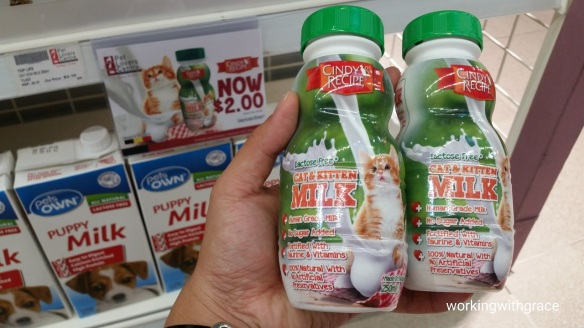 cat and kitten milk singapore