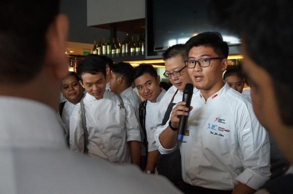 Junior Chef Symposium 2018