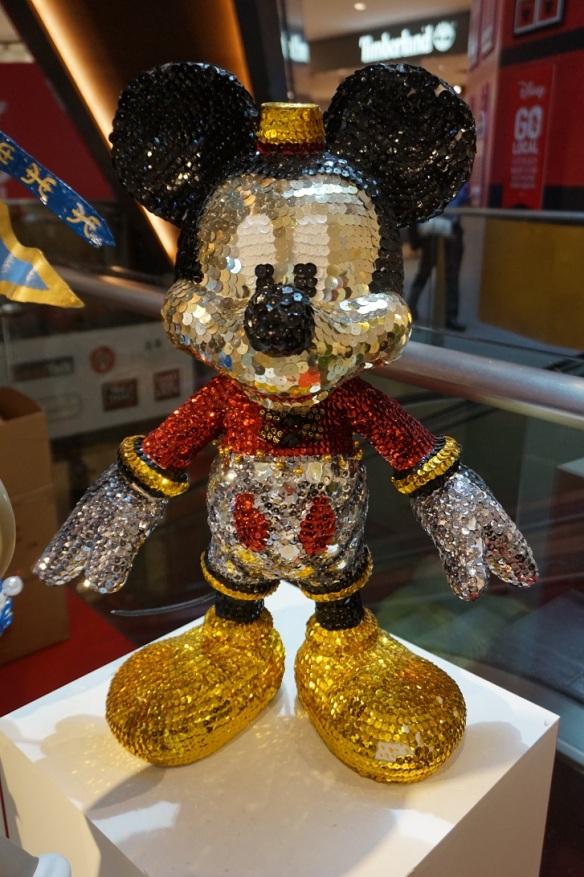 Mickey by Gina Tan