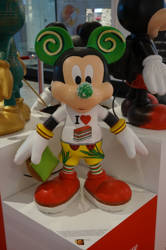 Mickey by Henry Liew