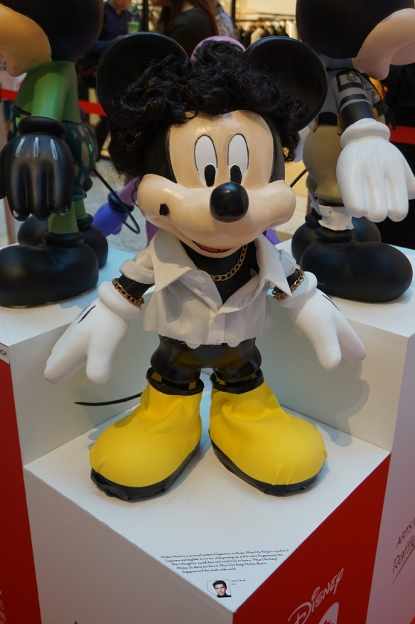 Mickey by James Seah