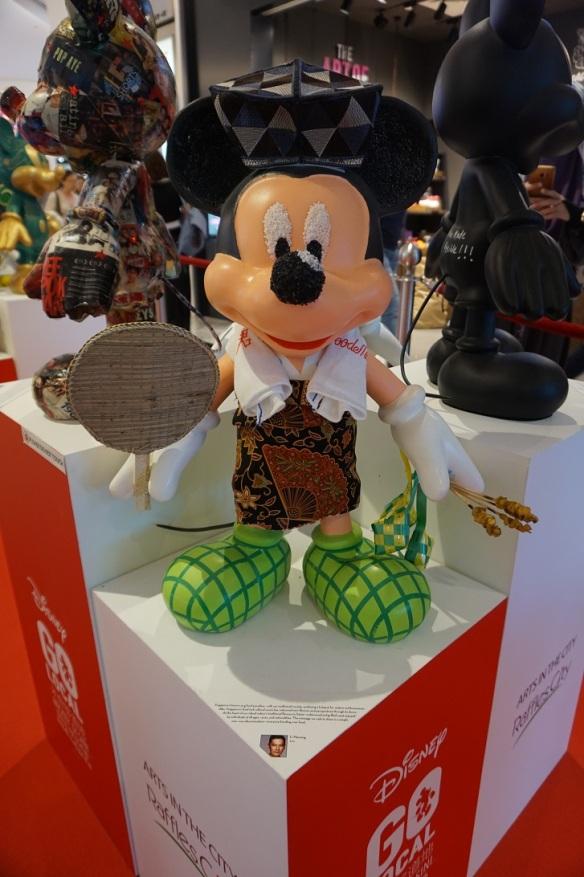 Mickey by Li Nanxing