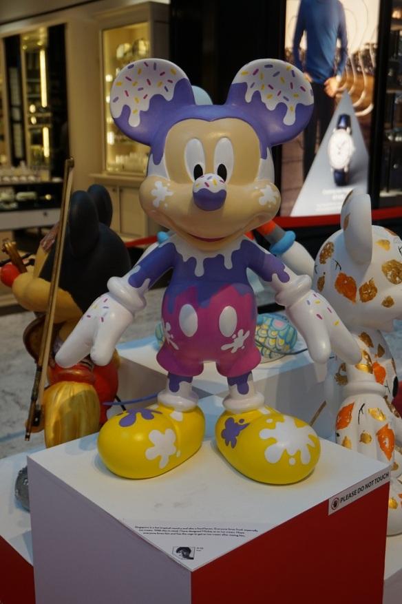 Mickey by Zi Qi