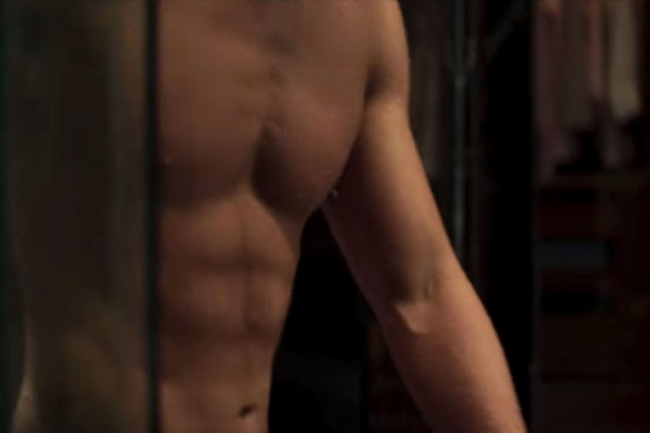 Pierre Png's abs