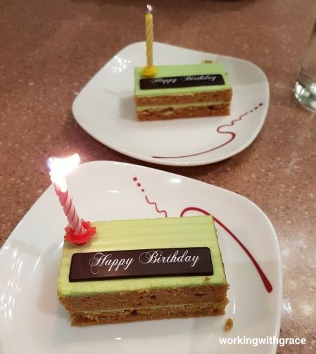 carousel buffet birthday cake