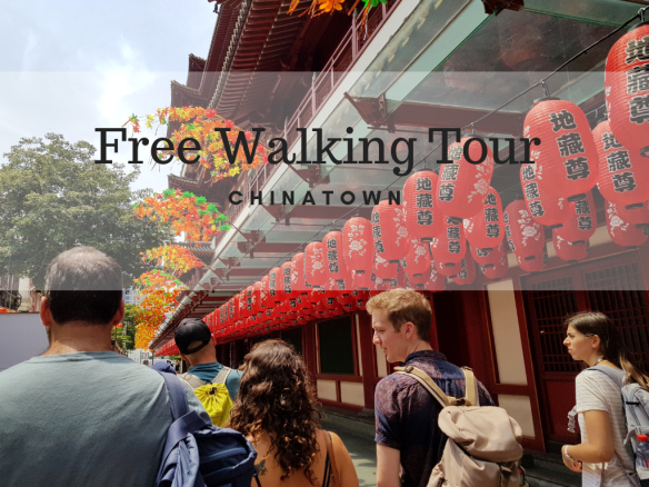 Free Walking Tour Chinatown
