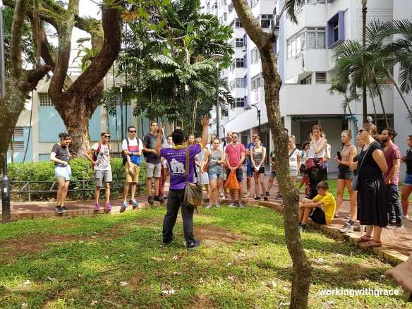 free walking tour singapore