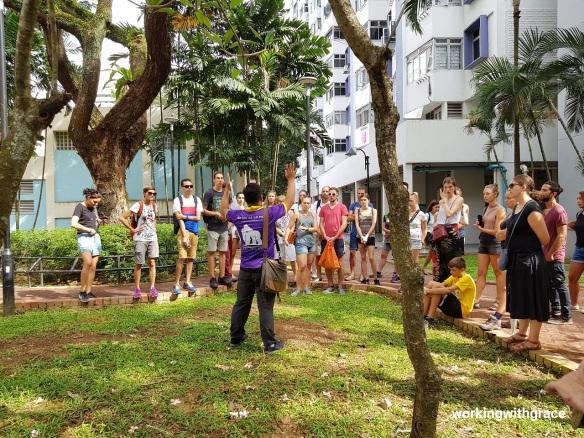 free walking tour singapore