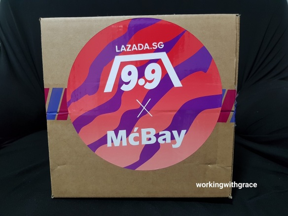 mcbay lazada surprise box