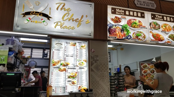 the chef's place punggol