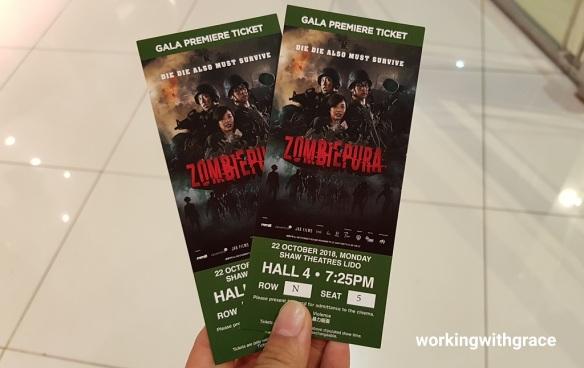 zombiepura movie review