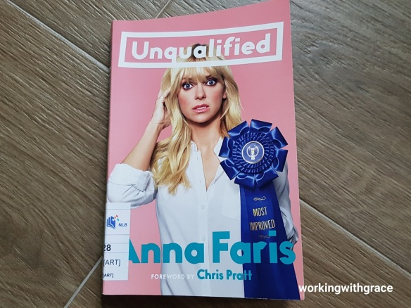 anna faris unqualified book review