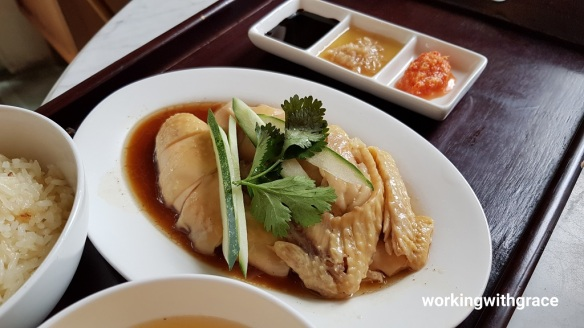 Prive asian civilisations museum chicken rice