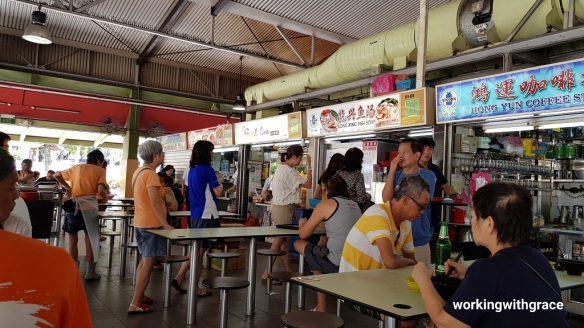 Teck Ghee Square food centre