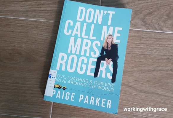 Don't Call Me Mrs Rogers by Paige Parker