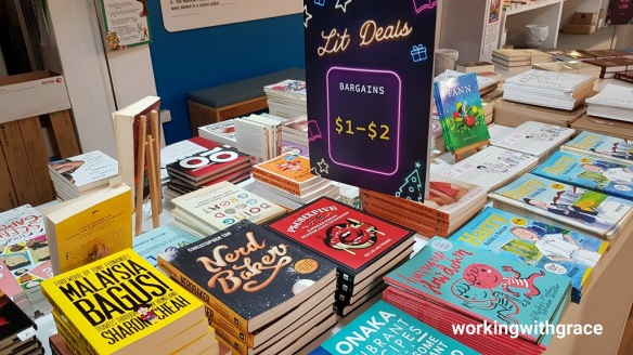 Epigram Books Sale