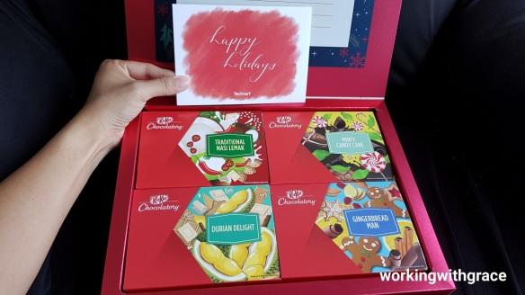 kitkat chocolatory redmart singapore