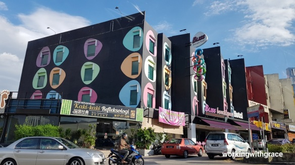 bliss boutique hotel jb
