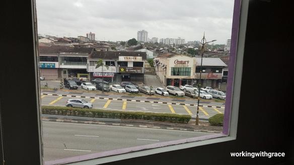 bliss boutique hotel suite view
