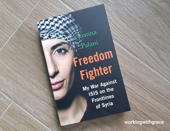 freedom fighter book by joanna palani