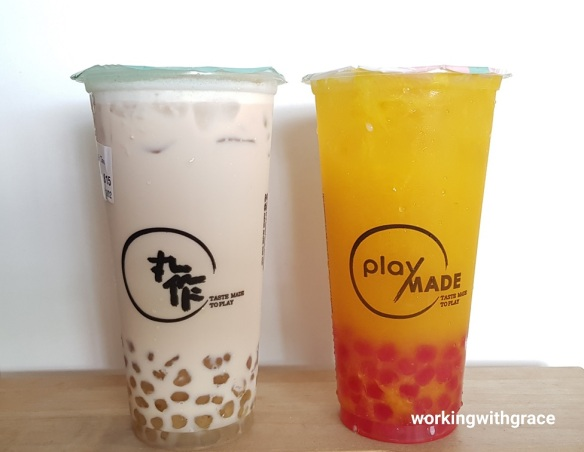 playmade bubble tea waterway point