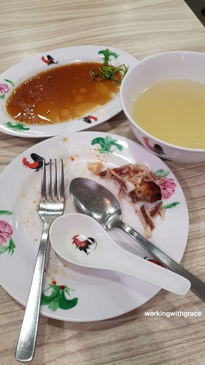 wee nam kee chicken rice review