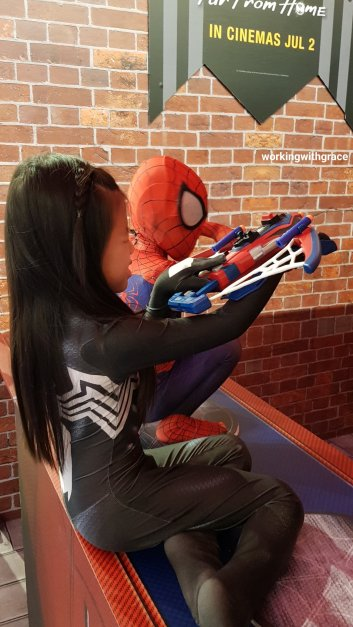 spiderman kiddos