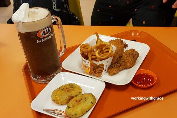 A&W pekanbaru airport
