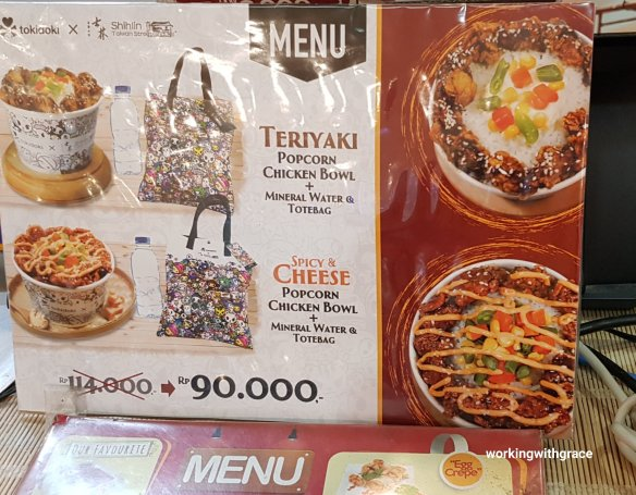 shihlin taiwan street snacks tokidoki tote