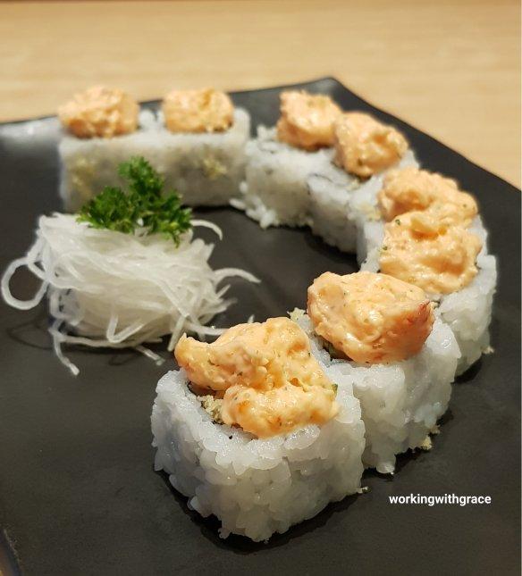 sushi tei menu