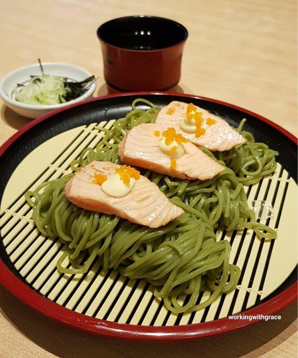 sushi tei pekanbaru review