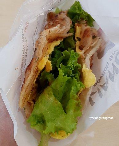 liang sandwich bar pekanbaru